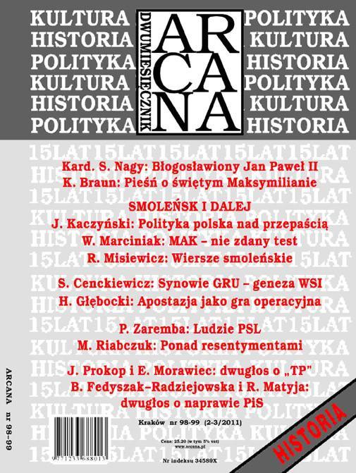 Wywiad Z J Kaczyńskim Dyskusja Nad Reformą Pis U Artykuły