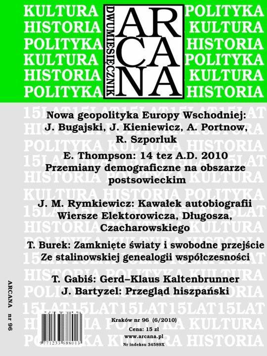 Polska Nie Ma żadnych Przyjaciół Wśród Silnych Państw I