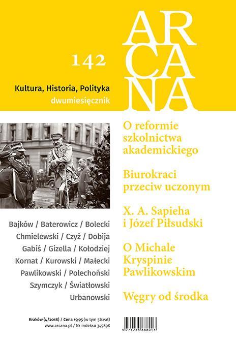 Nowy 142 numer dwumiesięcznika ARCANA! | Portal ARCANA