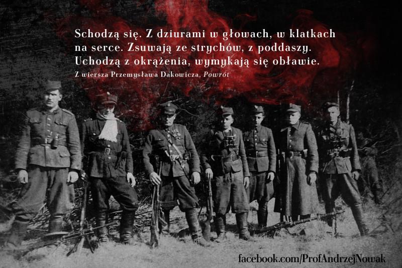 żołnierze Wyklęci W Polskiej Literaturze Portal Arcana